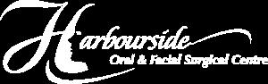 Harbourside Surgical White Logo